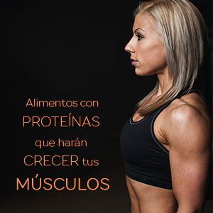 proteina para aumentar musculo mujer